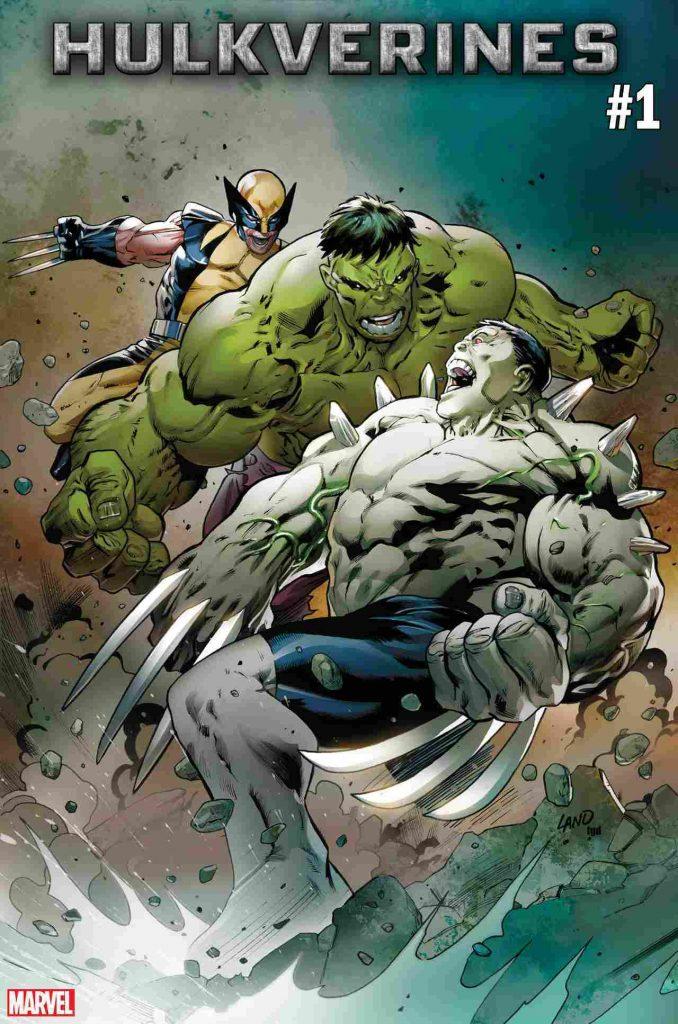 Wolverine And Hulk Hulkverines