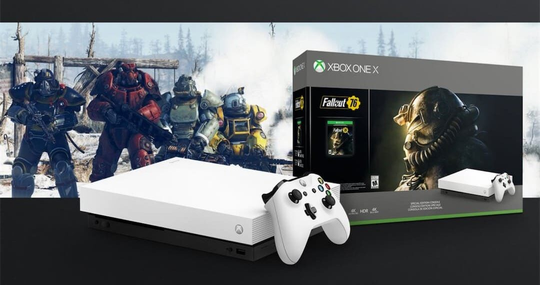 fallout 76 xbox one x