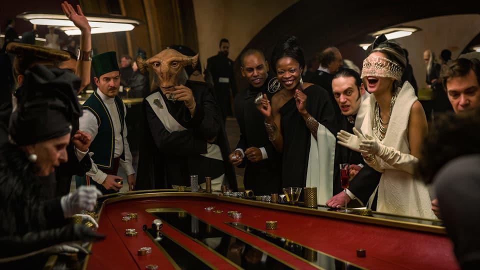 Casino The Last Jedi