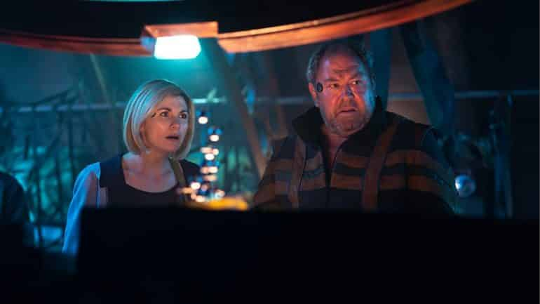 Doctor Who: The Battle of Ranskoor Av Kolos Review