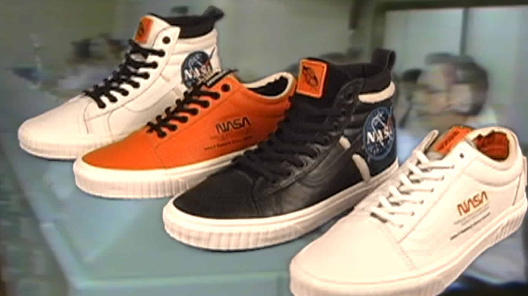 Vans Space Voyager - NASA Celebrates 60 Years Of Space Exploration 8fac47990