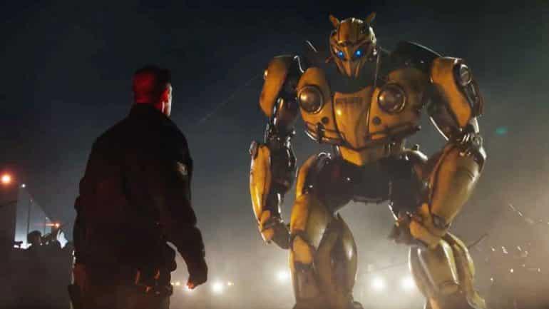 Transformers - Bumblebee - Movie