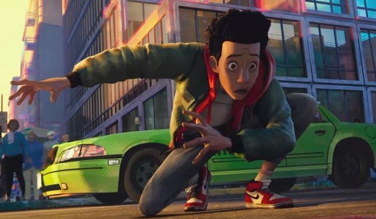 Nike Drops Spider-Verse Inspired Air Jordan 1 Retro High OG Origin Story