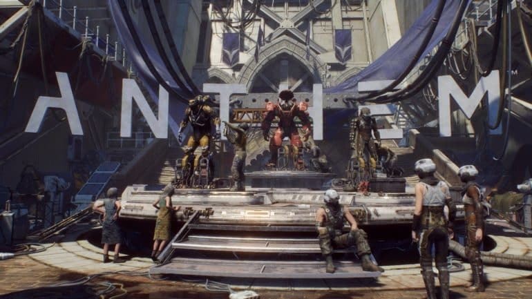 Anthem VIP Demo Game