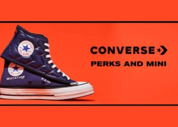 Converse Drops New Converse X P.A.M. Collaboration