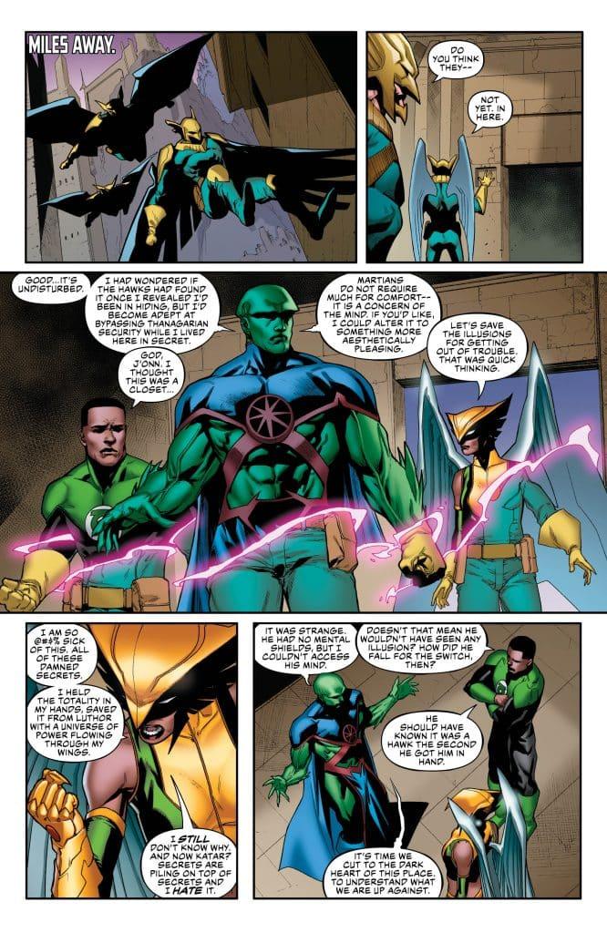 DC Justice League #15