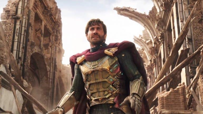 Jake Gyllenhaal's Mysterio