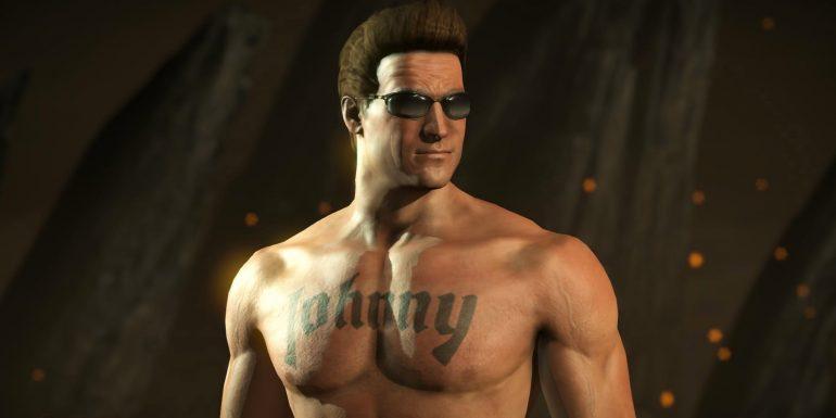 Johnny Cage MK 11