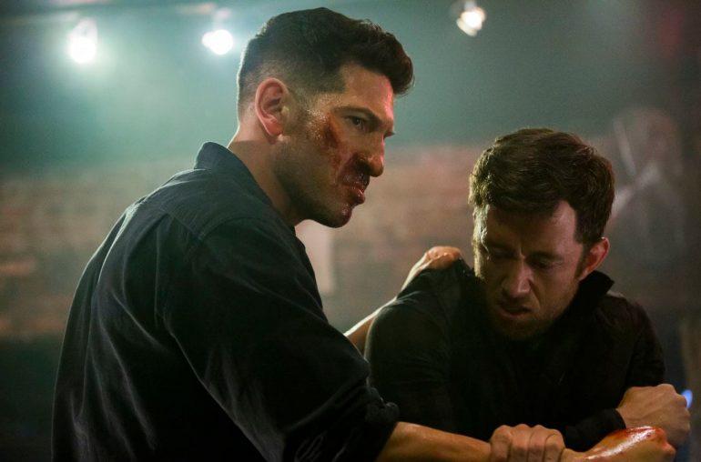 Netflix The Punisher Season Two