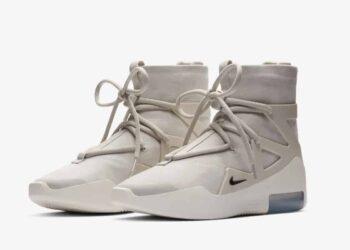 Nike Drops Fear of God 1 In New Light Bone Colourway