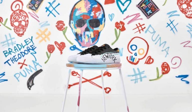 PUMA Reunites With Bradley Theodore For Second Collaboration