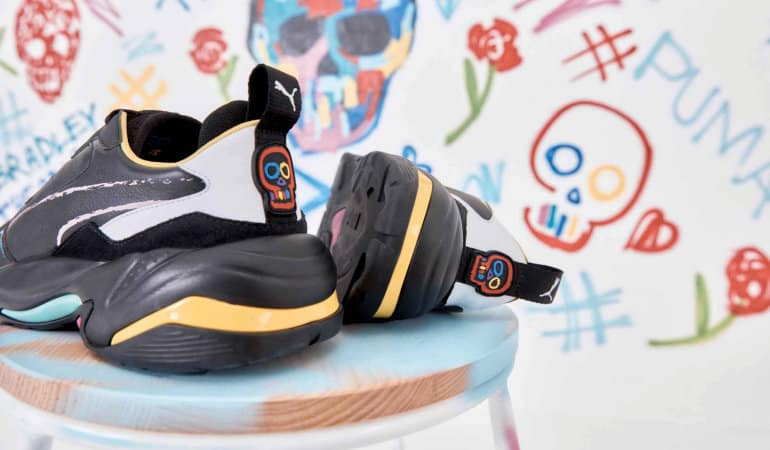 7ed4daa0514 PUMA Reunites With Bradley Theodore For Second Collaboration