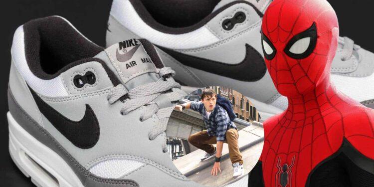 Peter Parker Wears Nike Air Max 1 Sneakers In Spider Man Far From Home 1 Peter Parker Wears Nike Air Max 1 Sneakers In Spider-Man: Far From Home Sneakers