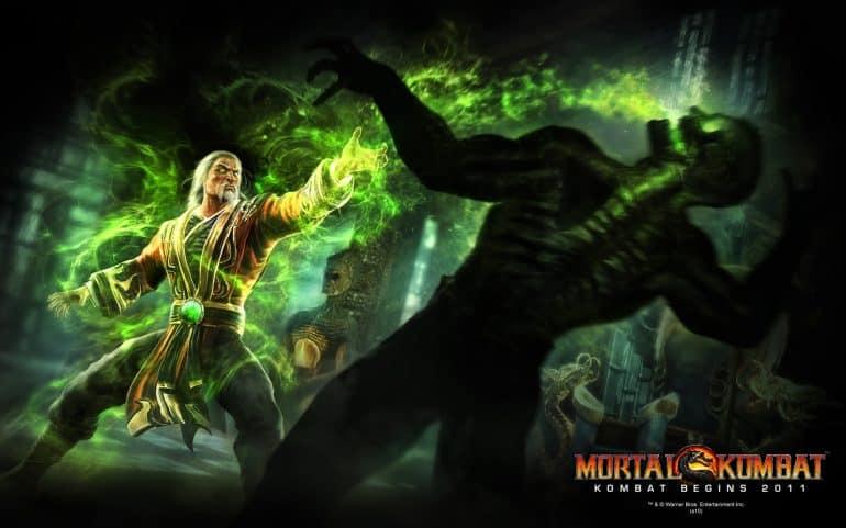 Shang Tsung Mortal Kombat
