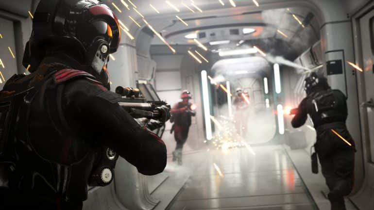 Star Wars Battlefront 2 Looks Incredible In New 4K