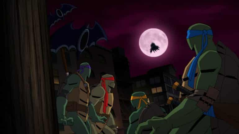 A Batman Vs. Teenage Mutant Ninja Turtles Animated Movie Is Coming