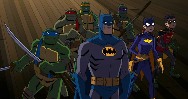 Batman vs. Teenage Mutant Ninja Turtles animated movie