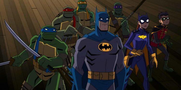 Batman vs. Teenage Mutant Ninja Turtles animated movie
