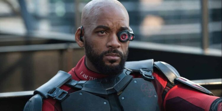 Deadshot Will Smith Suicide Squad 2