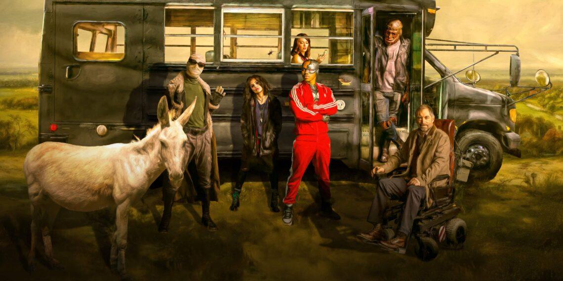 Doom Patrol Pilot Episode 1 Review