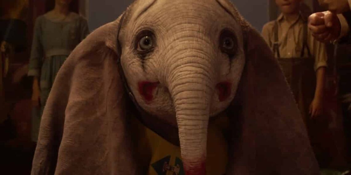 Dumbo Movie Trailer A Special Look At Disney's Dumbo Movies