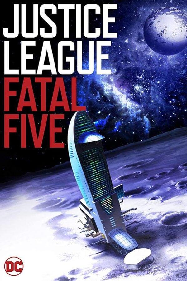 Justice League Vs The Fatal Five Trailer