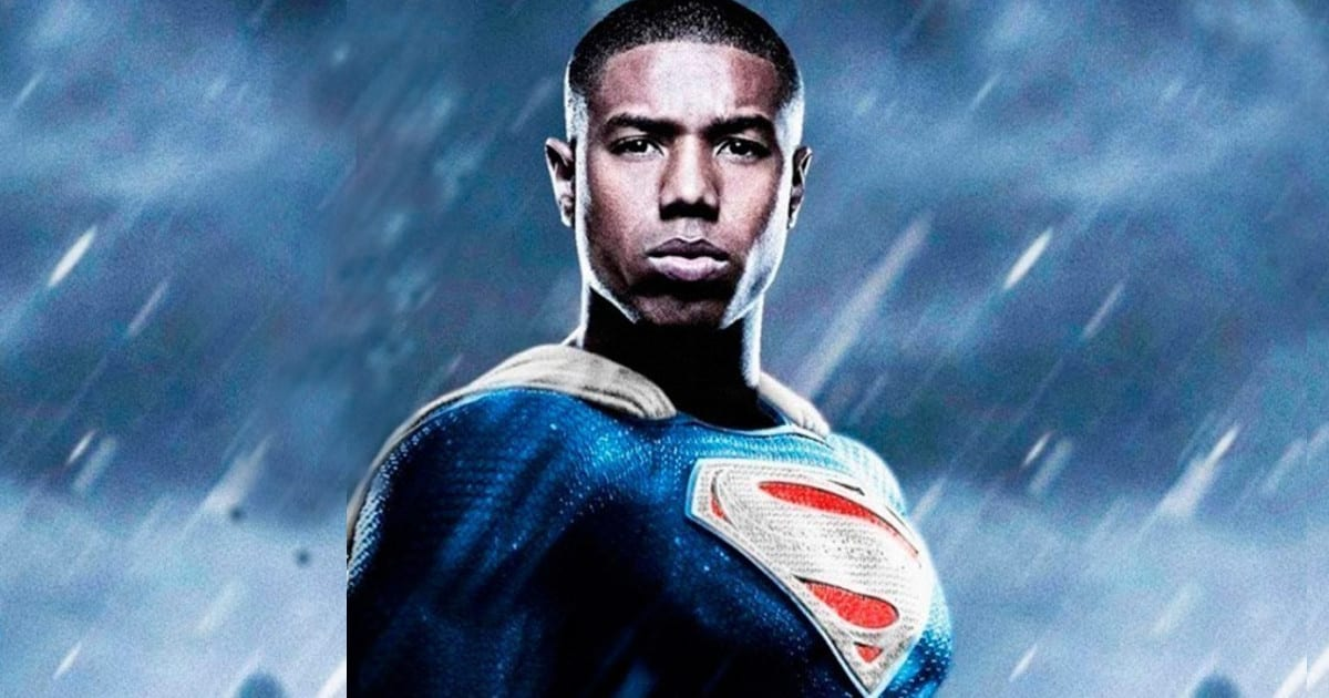 Michael B. Jordan Superman Calvin Ellis