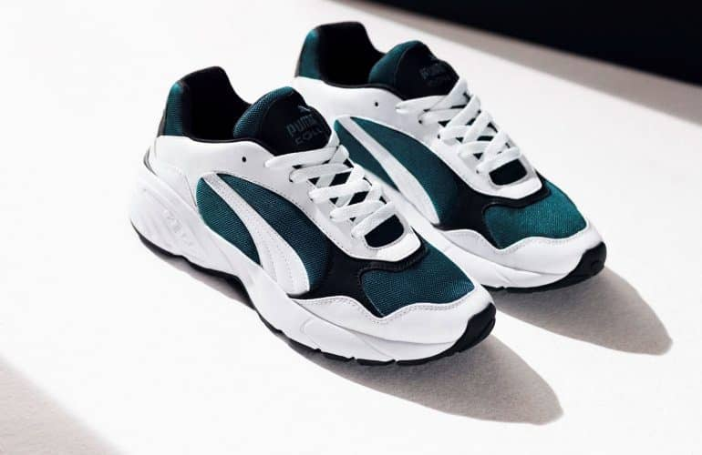 PUMA Continues Its 90s Resurgence With CELL Viper