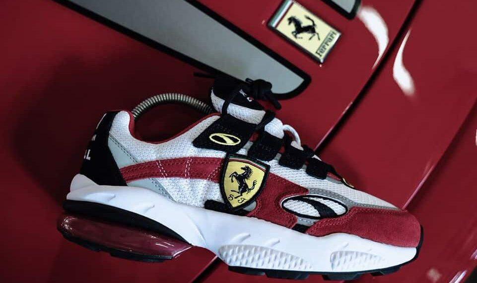 PUMA Announces New PUMA x Scuderia Ferrari Collaboration