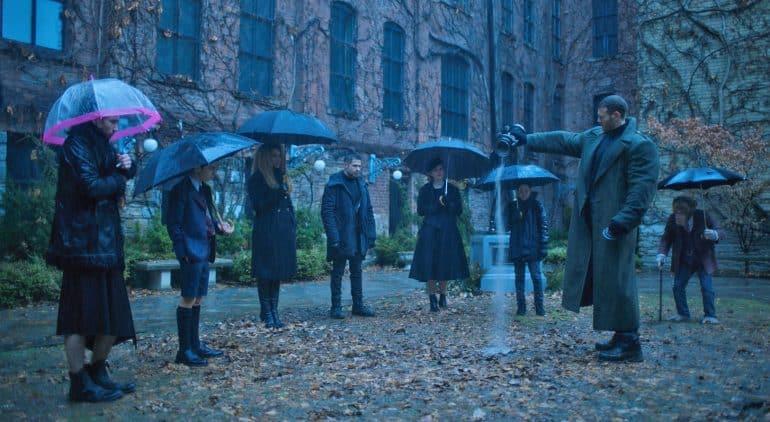 The Umbrella Academy Review -The Umbrella Academy Review -