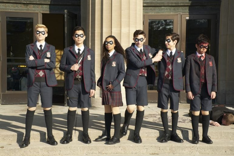 The Umbrella Academy Review -