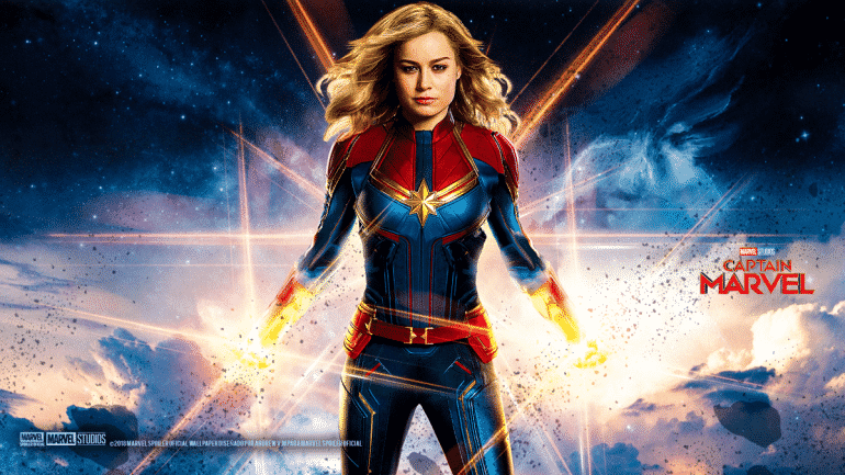 Captain Marvel Is NOT The Most Powerful Marvel Superhero