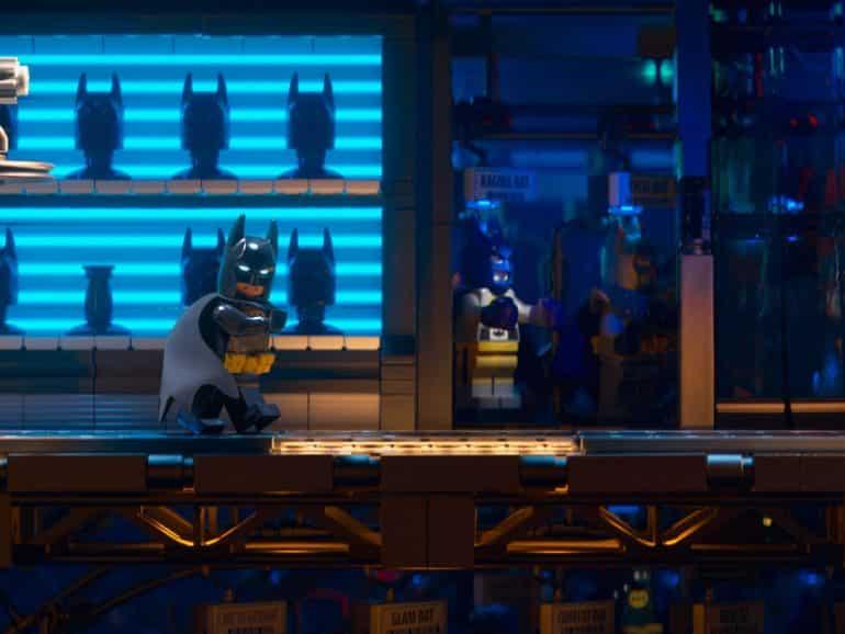 LEGO Batman's Batcave
