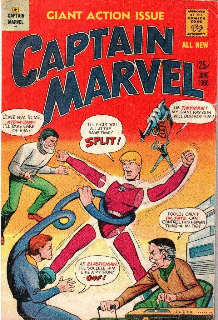 M.F. Enterprise's Captain Marvel