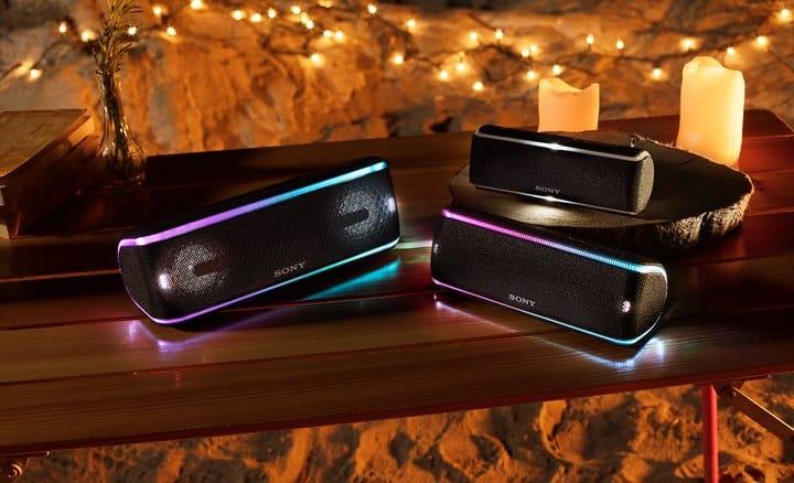Sony SRS-XB21 Portable Speaker