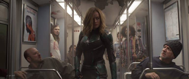 Why Captain Marvel Didn't Need to Be Marvellous
