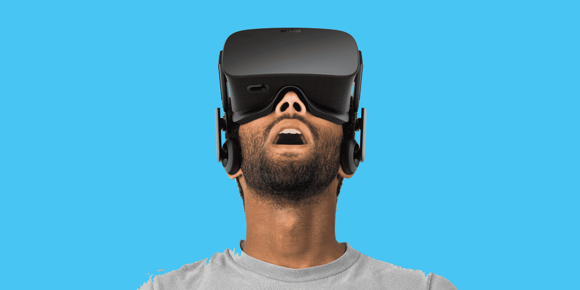 Someone Spent A Week Using a VR Headset And This Is What Happened