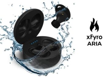 xFyro Aria Wireless Earbuds Review – Feature Rich But Lacking Battery