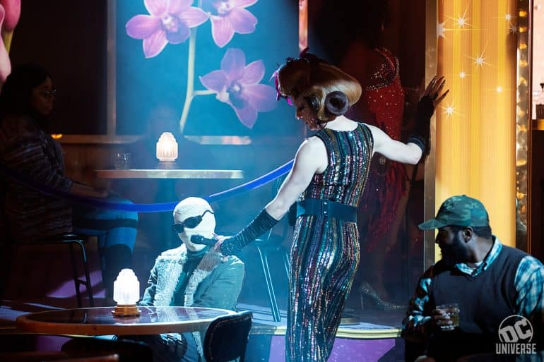 Doom Patrol Episode 8 Review - Not That Bona, Which Is A Scharda