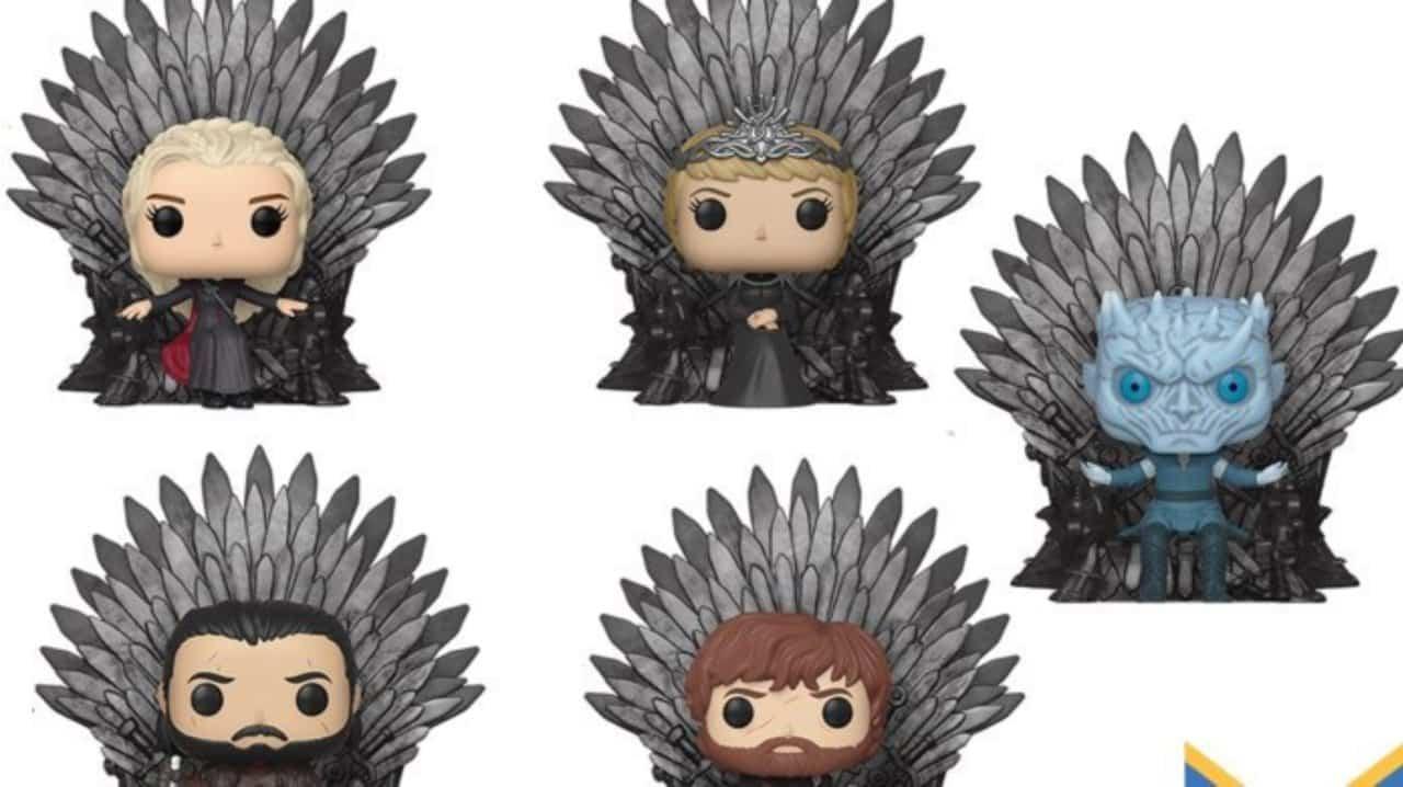 The Best Game Of Thrones Funko Pop Vinyl Figures Fortress Of Solitude