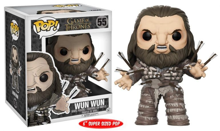 Game of Thrones Funko Wun Wun