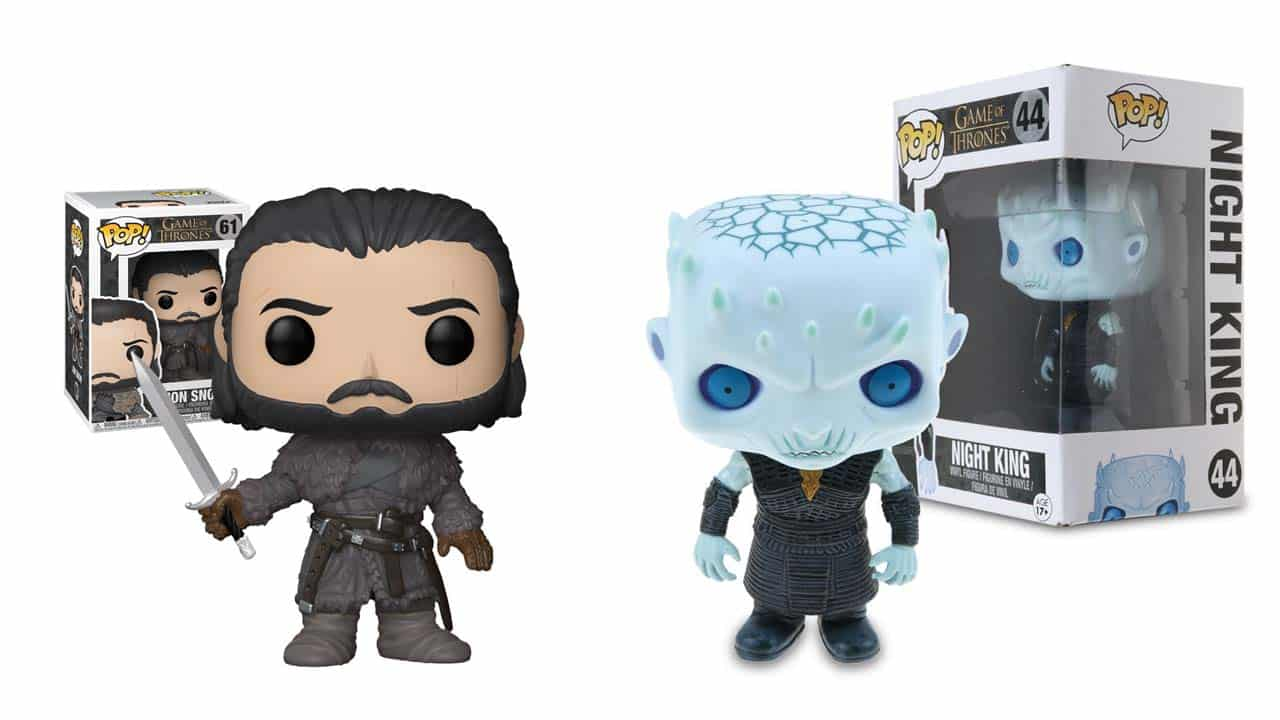 Jon Snow And The Night King Funko Pop! Review – Great Addition To Any Collection