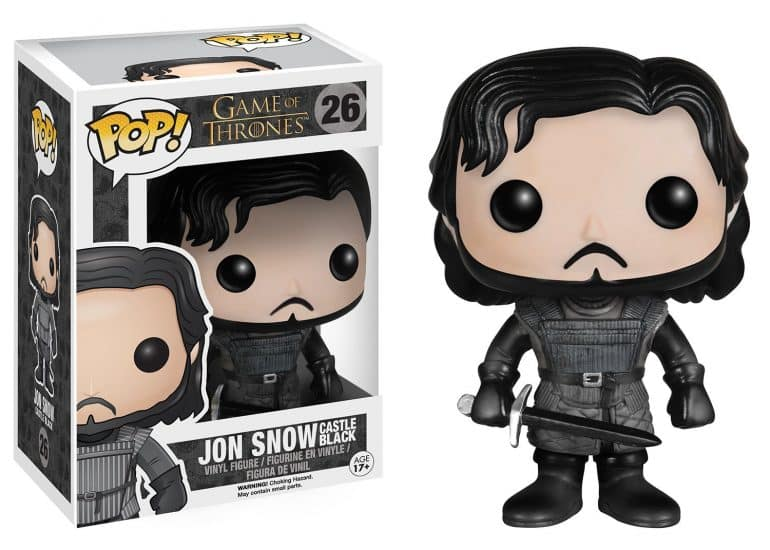 Jon Snow (Castle Black)