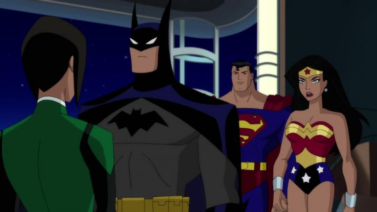 Justice League vs. The Fatal Five - A Disappointing Return To The DCAU