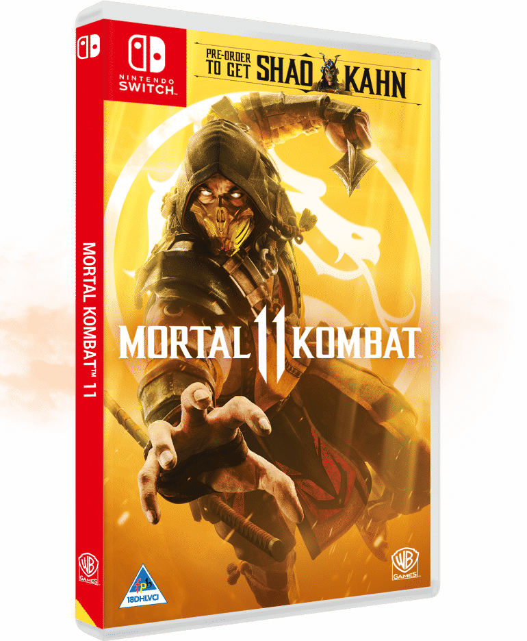 MKXI NS Standard 3D INT Win An Awesome Mortal Kombat 11 Hamper! - CLOSED Competitions