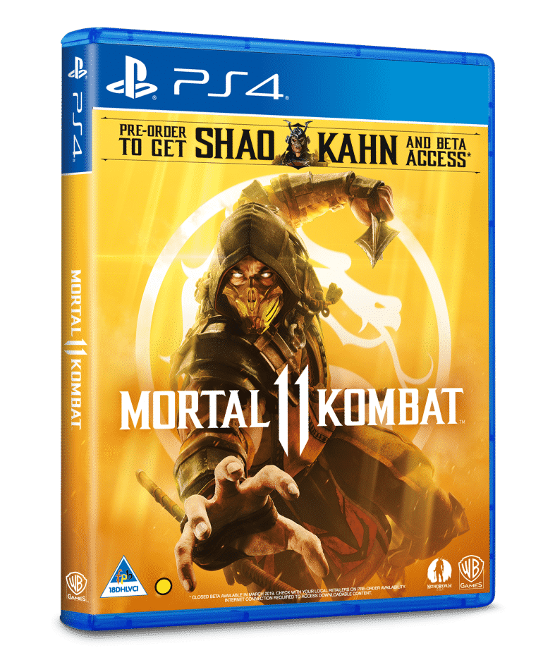MKXI PS4 Standard 3D INT Win An Awesome Mortal Kombat 11 Hamper! - CLOSED Competitions