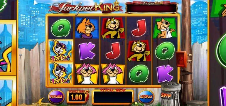 Top Cat Casino
