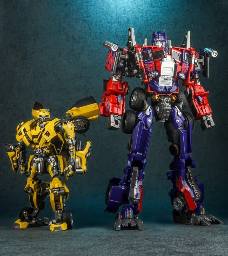 Transformers Action Figures On Sale