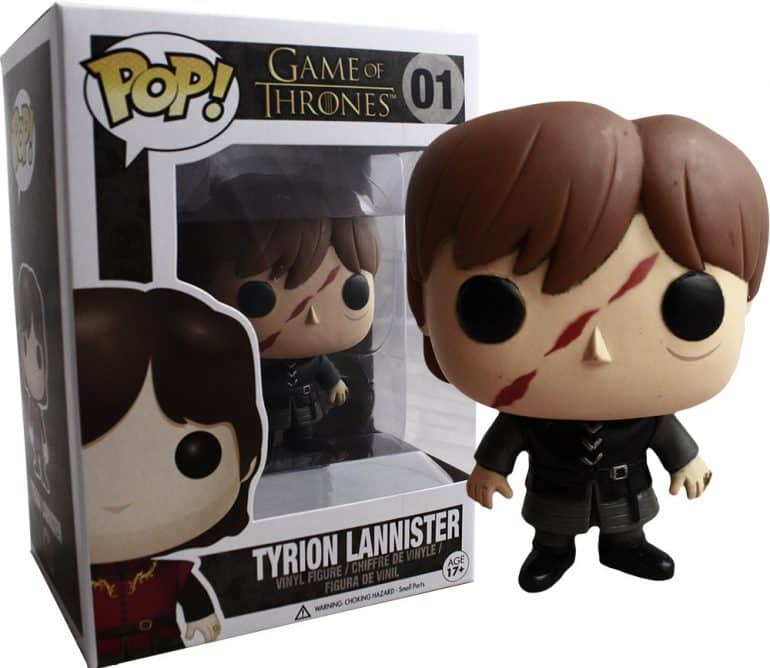 Tyrion Lannister (Scarred)