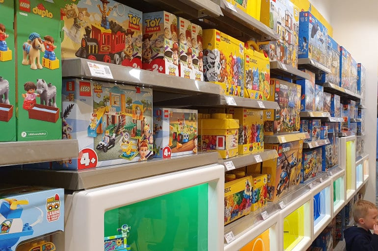 LEGO Certified Store Opens At Menlyn Park Shopping Centre